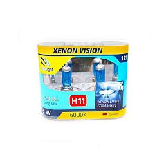 Лампа H11 Clearlight Xenon Vision (2 шт.)