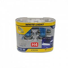 Лампа H4 Clearlight White Light (2 шт.)