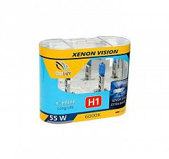 Лампа H1 Clearlight Xenon Vision (2 шт.)