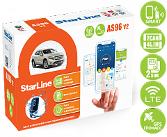 STAR LINE AS96v2 BT 2CAN+4LIN 2SIM LTE/GPS