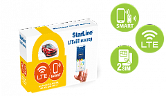 StarLine LTE+BT Мастер 2SIM Мастер-6