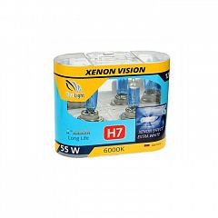 Лампа H7 Clearlight Xenon Vision (2 шт.)