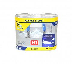 Лампа H1 Clearlight White Light (2 шт.)