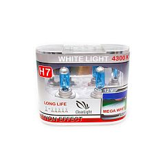Лампа H7 Clearlight White Light (2 шт.)