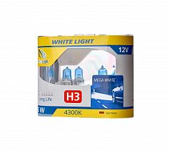 Лампа H3 Clearlight White Light (2 шт.)